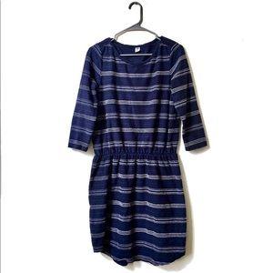 Old Navy 3/4 Sleeve Dress L